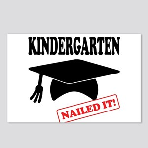 Kindergarten Nailed It Postcards (Package of 8)