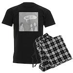 Buddhist Colony Men's Dark Pajamas