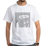 Buddhist Colony White T-Shirt