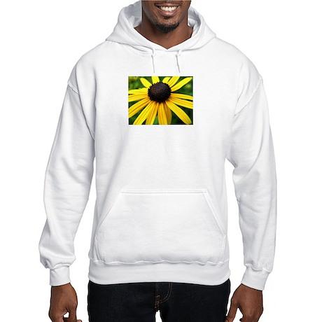 Yellow Flower965 Hooded Sweatshirt