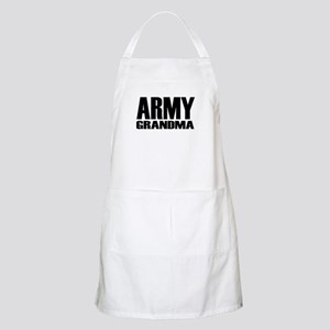 Army Grandma Caps BBQ Apron