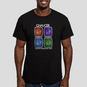 Chaucer 1392 Tour Men's Fitted T- (choose color)