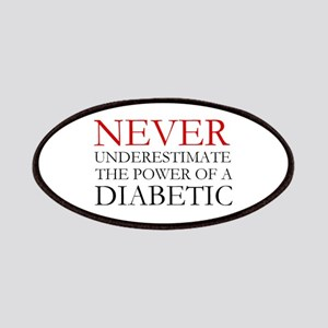 Never Underestimate... Diabetic Patches