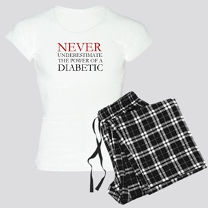 Never Underestimate... Diabetic Women's Light Paja
