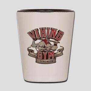 Viking Gym Shot Glass