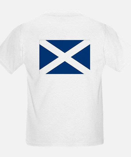 Proud to be Scottish Kids T-Shirt
