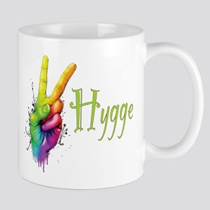 Hygge Peace Mugs