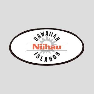 Niihau Hawaiian Patches