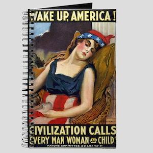 Wake Up America! Journal