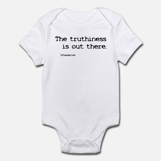 Truthiness is Out There Infant Creeper