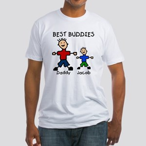 Best Buddies Fitted T-Shirt
