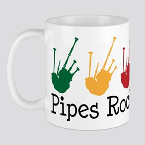 Bagpiper Music Pipes Mug