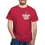 Making Visible Dark T-Shirt