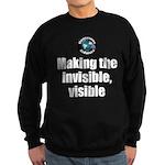 Making Visible Sweatshirt (dark)
