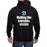 Making Visible Hoodie (dark)