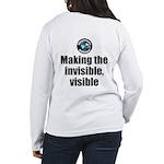 Making Visible Women's Long Sleeve T-Shirt