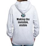 Making Visible Women's Zip Hoodie