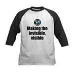 Making Visible Kids Baseball Jersey