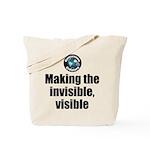 Making Visible Tote Bag
