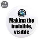 """Making Visible 3.5"""" Button (10 Pack)"""