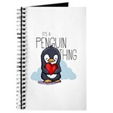 Penguin Journals & Spiral Notebooks