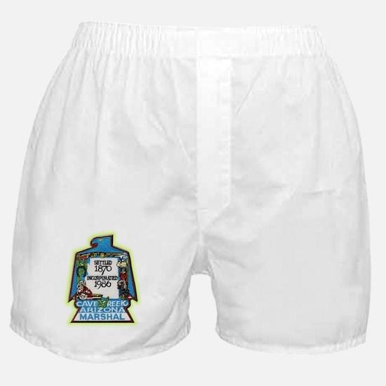 Cave Creek Marshal Boxer Shorts