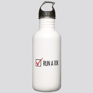 Run a 10k Stainless Water Bottle 1.0L