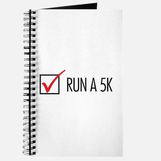 Run a 5k Journal