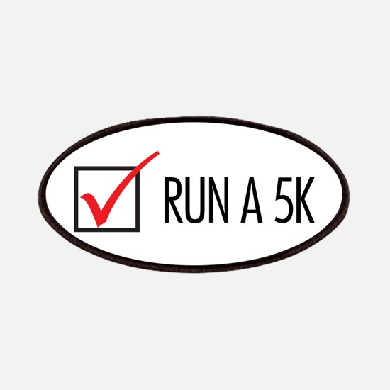 Run a 5k Patches