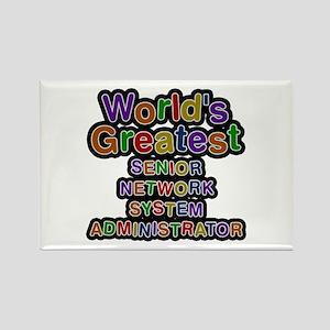 World's Greatest SENIOR NETWORK SYSTEM ADMINISTRAT