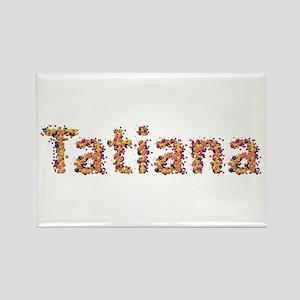 Tatiana Fiesta Rectangle Magnet