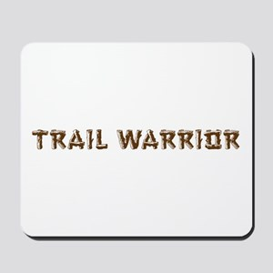 Trail Warrior Mousepad