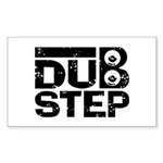 Dubstep Sticker (Rectangle)