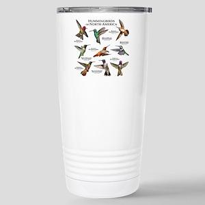 Hummingbirds of North America Stainless Steel Trav
