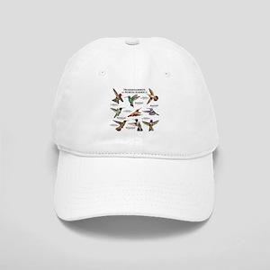 Hummingbirds of North America Cap