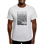 Convention Paddlefish T-shirt (ash gray)