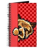 Norwich terrier Journals & Spiral Notebooks