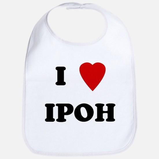 I Love Ipoh Bib