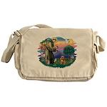 St Francis #2/ Brussels G Messenger Bag