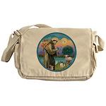 StFran./Chihuahua (LH) Messenger Bag