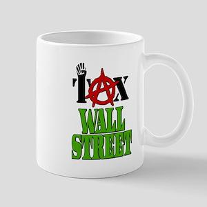Tax Wall Street Occupy Protests 99% Mug