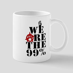 We Are The 99% -- Occupy Wall Street Mug