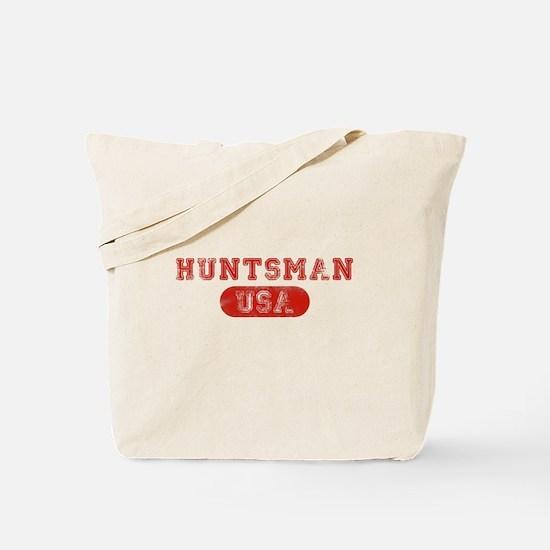 Huntsman USA Tote Bag