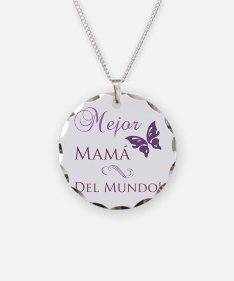 World's Best Mom Necklace