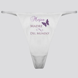 World's Best Mother Classic Thong