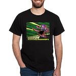 Trisuron Action Black T shirt