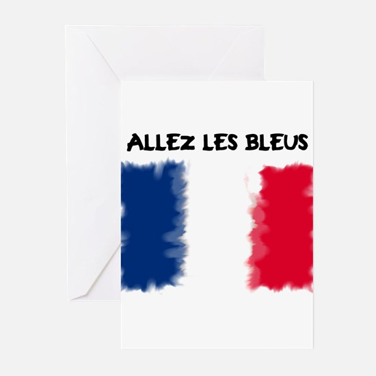 France World Cup 2010 Greeting Cards (Pk of 10)