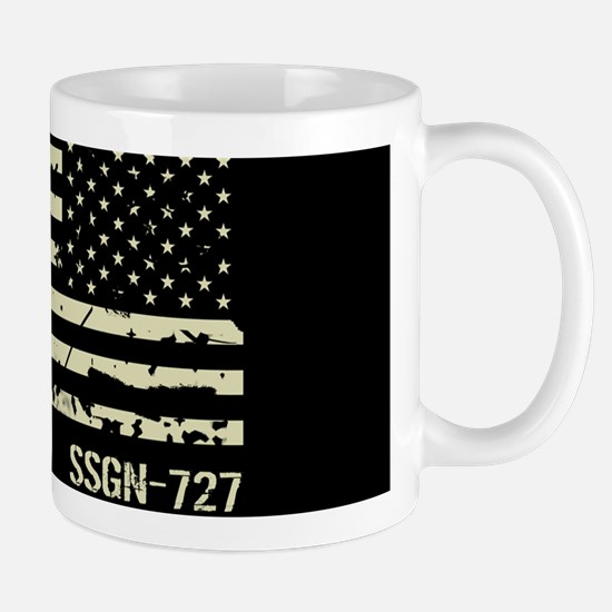 USS Michigan Mug