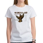 St. Francis: Nothing But God Women's T-Shirt