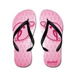 Little Birdie (BCA Light/Pink) Flip Flops